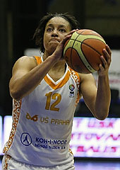 12. Marshae Dotson (VS Prague)