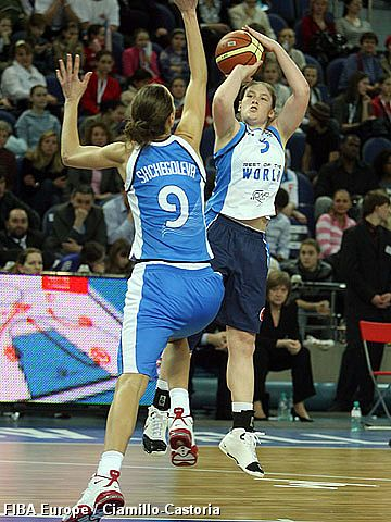 Lindsay Whalen (Rest of the World)
