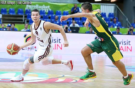Dairis Bertans (Latvia)