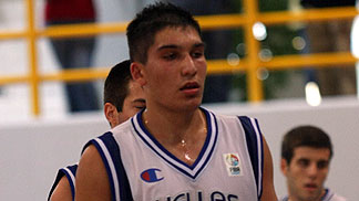 Leonidas Kaselakis (Greece)