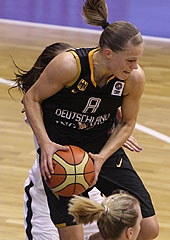 8. Sarah Austmann (Germany)