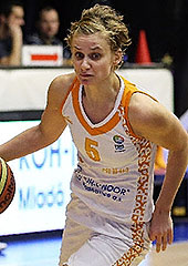5. Aliaksandra Tarasava (VS Prague)