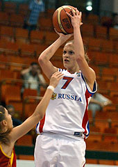 Tatiana Petrushina (Russia)