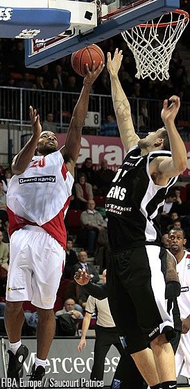 20. Willie Deane (SLUC Nancy)
