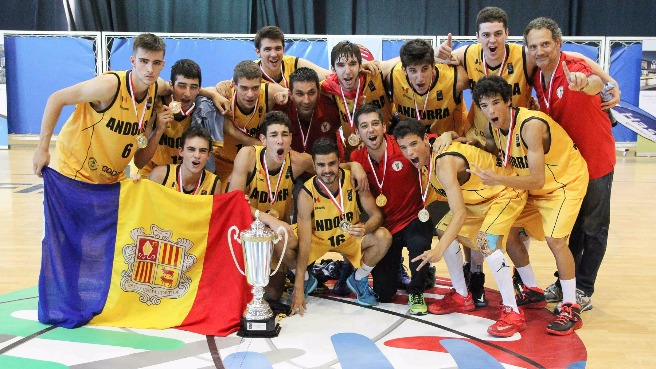 Andorra Stun Azerbaijan To Take Gold