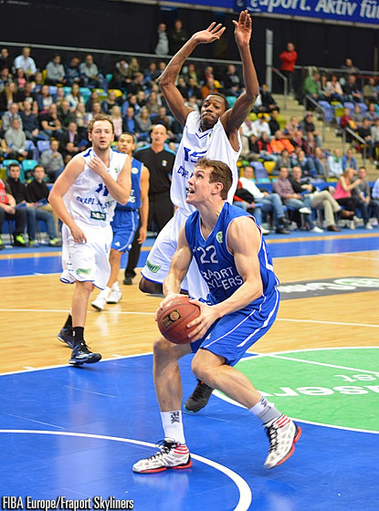 22. Johannes Richter (Fraport Skyliners)