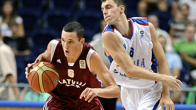 Bronze For Latvia After Great Second Half Against Serbia