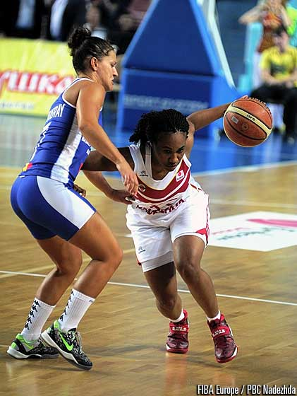 22. Temeka Johnson (Nadezhda Orenburg)