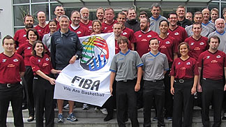 Luigi Lamonica Vienna referee clinic September 2012