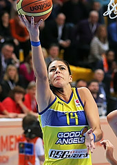 14. Tijana Krivacevic (Good Angels Kosice)