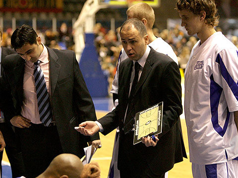 Drazen Anzulovic (Head Coach of Ural Great)