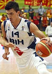 Nihad Djedovic (Bosnia and Herzegovina)