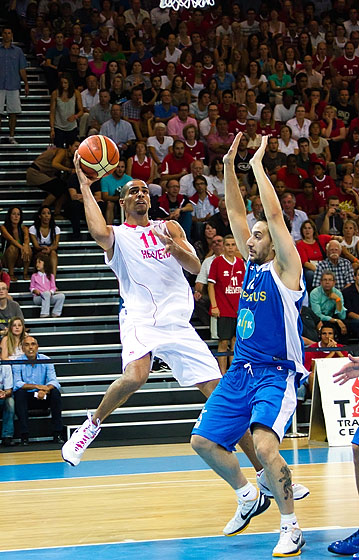 11. Thabo Sefolosha (Switzerland)