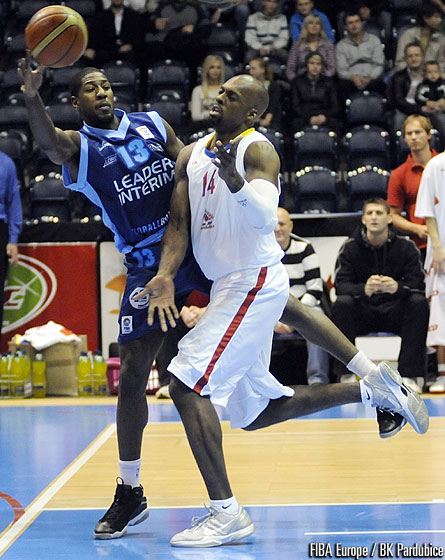 13. Johm  Holland (Roanne Basket)