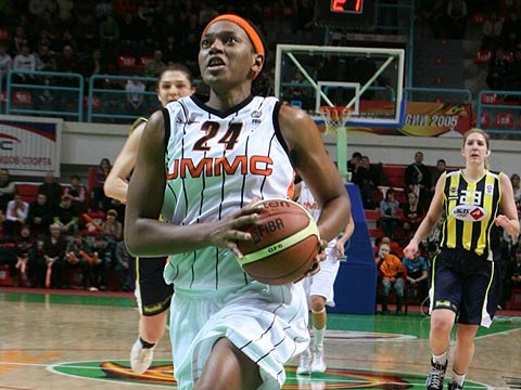 24. Asjha Jones (UMMC Ekaterinburg)