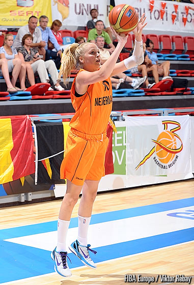 10. Loyce Bettonvil (Netherlands)