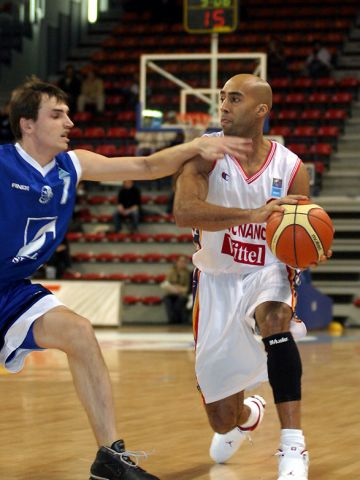 MVP Fred Vinson, Sluc Nancy