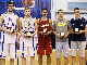 MVP Charalampopoulos Headlines Alll-Star Five