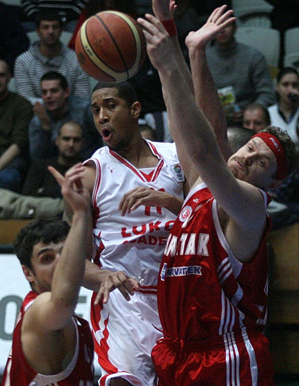 11. Devin Green (Lukoil Academic)