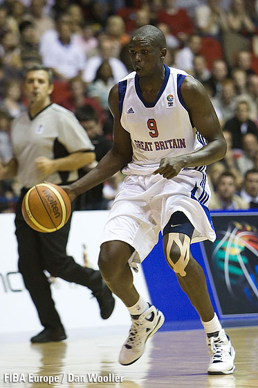 Luol Deng (Great Britain)