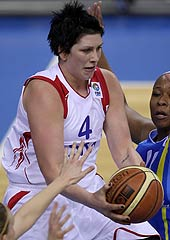 4. Janel Mc Carville (CSKA Moscow)