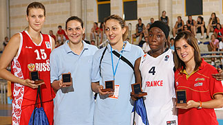 All-tournament team