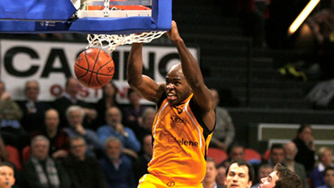 Oostende Go Into Quarter-Finals On A High