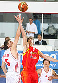 Baris Hersek (Turkey) and Victor Claver (Spain)