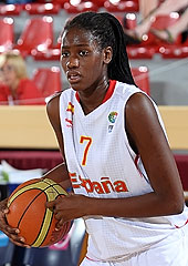 7. Nogaye Lo Sylla (Spain)
