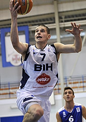 7. Stefan Lakic (Bosnia and Herzegovina)