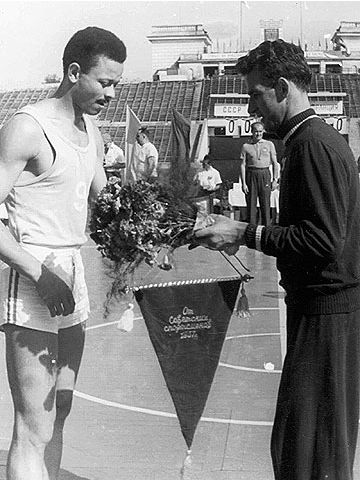 The 1953 European Championship in Moscow