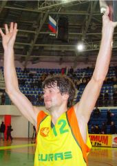 Ainars Bagatskis: 42 points and a deserved MVP trophy for Euras against Tartu Rock