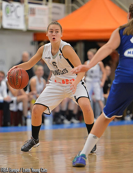 6. Aline Verelst (Lotto Young Cats)