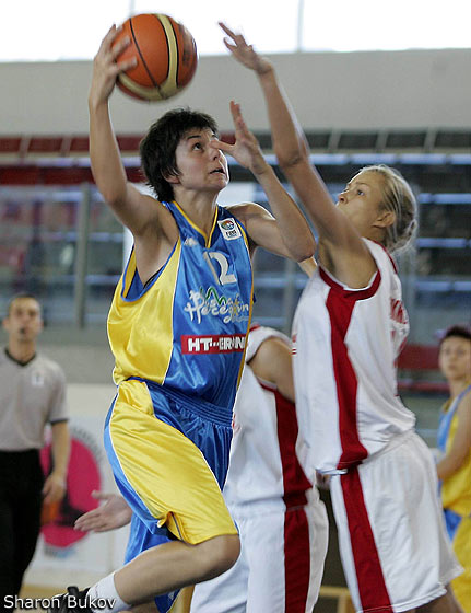 12. Amna Fazlic (Bosnia and Herzegovina)