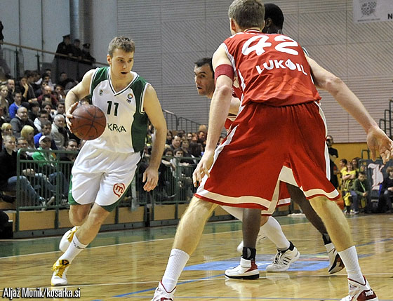 11. Zoran Dragic (KRKA)