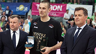 Filip Dylewicz, 2014 Polish Finals MVP (photo: Sebastian Rzepiel)