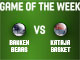 Game Of The Week: Bakken vs. Kataja