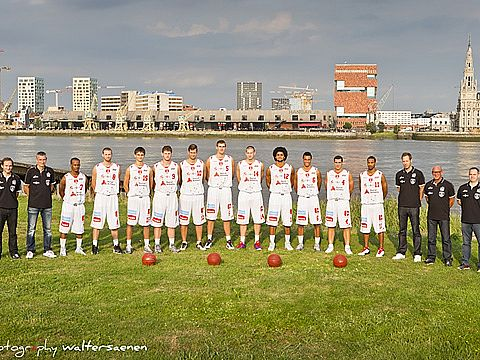 PO ANTWERP GIANTS