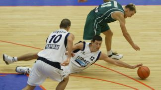 Yoav SAFFAR / ISR grabbing for the ball