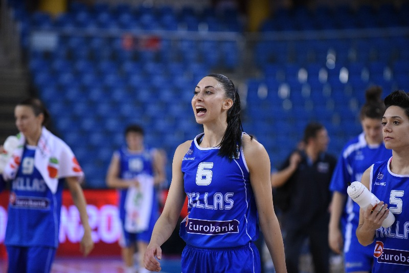 6. Zoi Dimitrakou (Greece)
