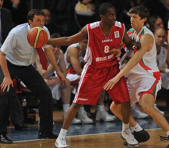 8. Rodrigue Beaubois (Cholet Basket)
