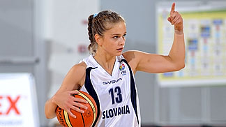 13. Denisa Domiterová (Slovak Republic)
