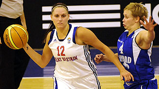 12. Lisa Hutchinson (Great Britain)