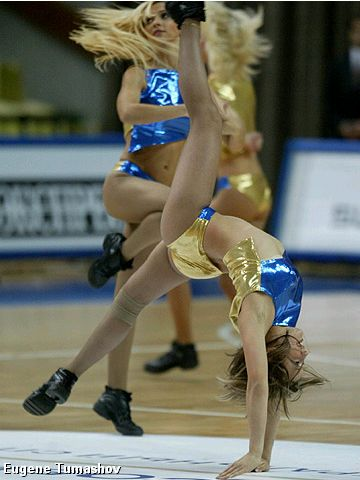 Cheerleaders of BC Khimki