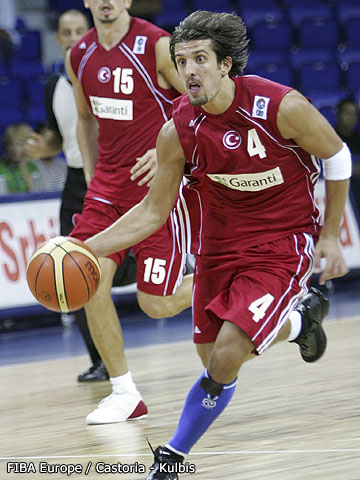 Kerem Tunçeri (Turkey)