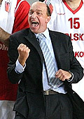 Poland head coach Andrej Urlep