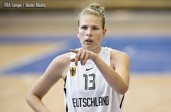 13. Christina Schnorr (Germany)