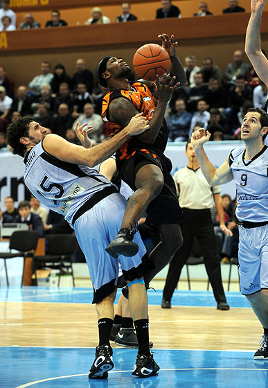 4. Marque Perry (BC Donetsk)