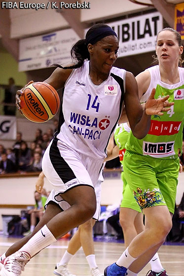 14. Jantel Lavender (Wisla Can-Pack)