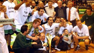 FIBA Europe Cup Conference South Champions Tuborg Pilsener